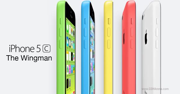 iPhone 5C: dimezzata la richiesta, vendite sotto le aspettative