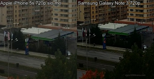 iPhone 5S: i video slow motion 120 fps non sono in HD 720p