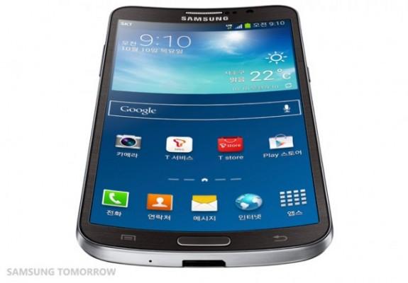 Samsung Galaxy Round: ufficiale lo smartphone con il display curvo