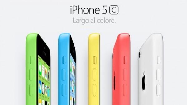 iPhone 5S e iPhone 5C: prezzo e uscita in Italia il 25 Ottobre