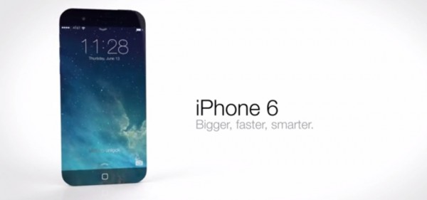 iPhone 6: nuovo video di concept che mostra il Retina Display da 4.6 pollici