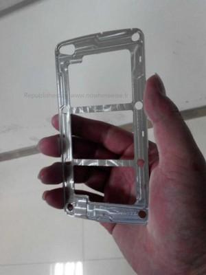 Samsung Galaxy S5: nuove immagini della scocca interna