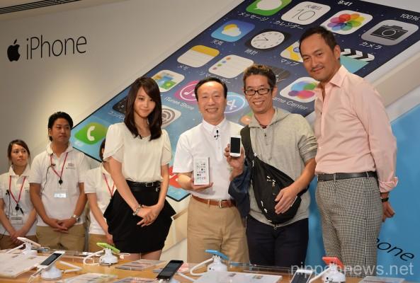 iPhone 5S e iPhone 5C: boom di vendite in Giappone