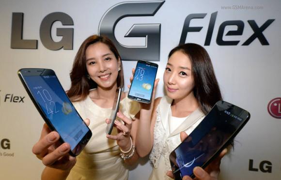 LG G Flex arriva in Corea il 12 Novembre, uscita in Italia molto presto