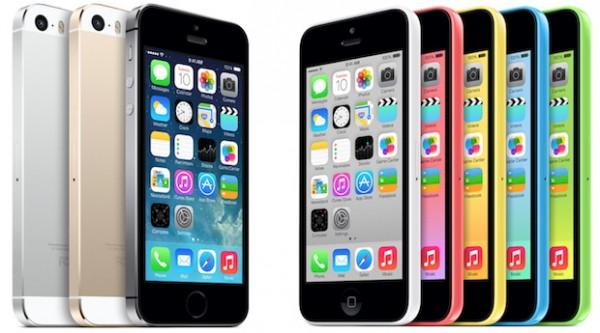 iPhone 5S e iPhone 5C: in aumento i telefoni venduti negli Apple Store