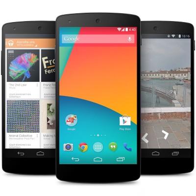 Google Nexus 5 è ufficiale, disponibile in Italia al prezzo di 349 euro
