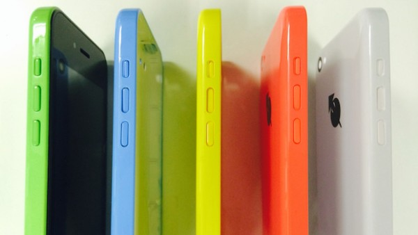 ioPhone 5 è il clone Android dell'iPhone 5C