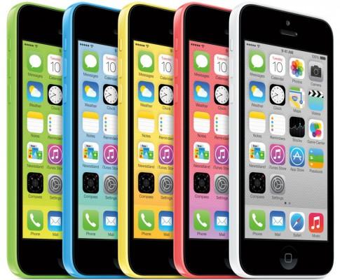 Offerte Natale 2013 per l'iPhone 5S e l'iPhone 5C