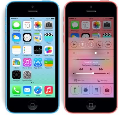 Apple iPhone 5C preferito dagli ex utenti Android