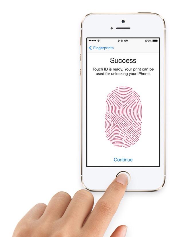 Come migliorare la sensibilità dal Touch ID su iPhone 5S
