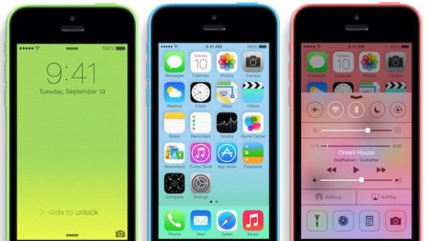 iPhone 5S e iPhone 5C: vendite record secondo gli analisti
