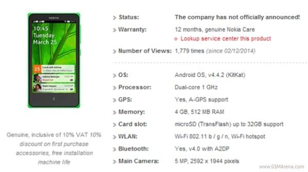 Nokia: annuncio al MWC 2014 del primo smartphone Lumia con Android