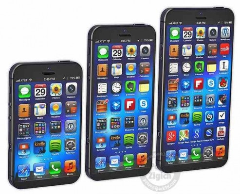 Apple non produrrà un iPhone 6 Maxi, secondo gli analisti