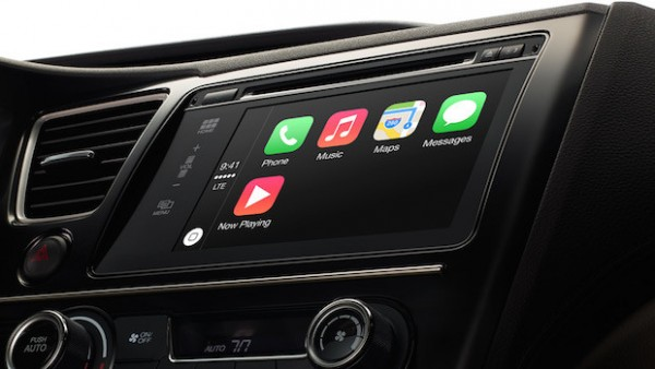 Apple CarPlay: si inizia con Ferrari, Volvo e Mercedes-Benz