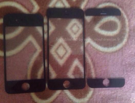iPhone 6: nuove immagini svelano display più grande dell'iPhone 5S