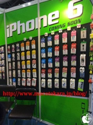 iPhone 6: i produttori di cover anticipano Apple alla fiera di Hong Kong