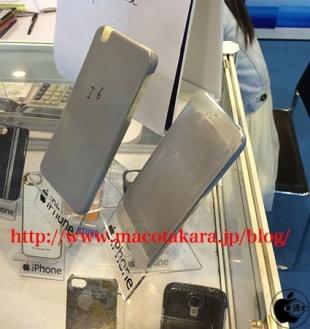 iPhone 6: i produttori di cover anticipano Apple alla fiera di Hong Kong
