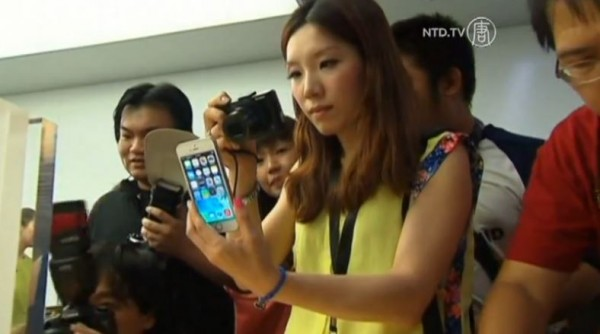 iPhone 5S: calo delle vendite in Cina, si aspetta l'iPhone 6