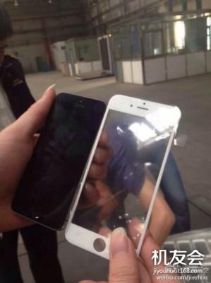 iPhone 6: nuova immagine del display da 4.7 pollici