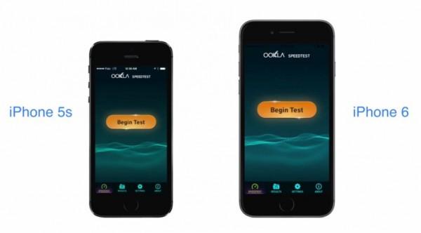 iPhone 6: video confronto 4G LTE con l'iPhone 5S