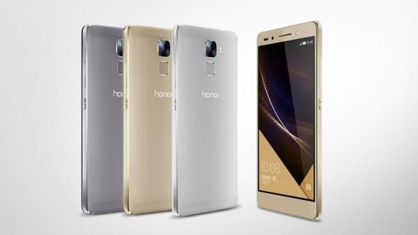 Huawei Honor 7: uscita in Italia al prezzo di 299 euro