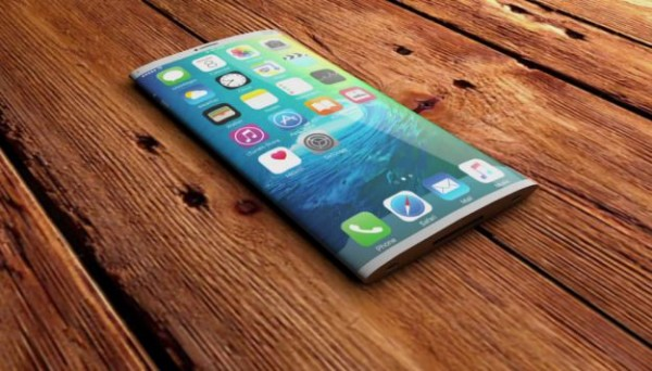 iPhone 7 curvo si mostra in un nuovo video concept
