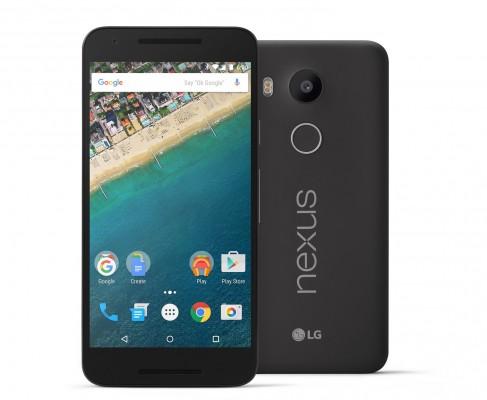 LG Nexus 5X: uscita in Italia il 2 Novembre al prezzo di 479 euro