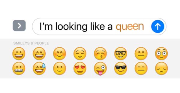 Come inserire rapidamente le Emoji un un messaggio su iPhone