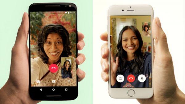 Come effettuare videochiamate Whatsapp