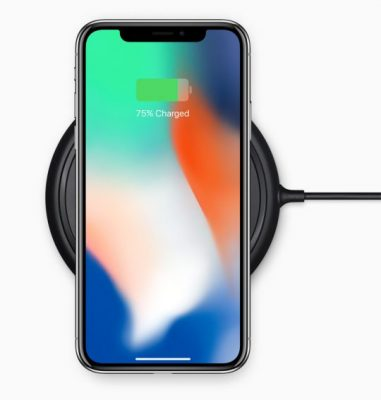 custodia per iphone x compatibile con ricarica wireless
